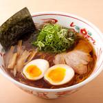 丸岩ラーメン - 料理写真:味玉ラーメン