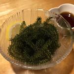 琉球酒場 游林屋 - 海ぶどう 480円