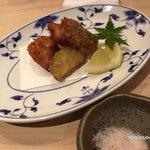 にかいのおねぎや 笹木 - 揚げ物