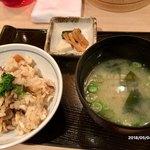 にかいのおねぎや 笹木 - 御飯