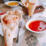 インディアン レストラン ダルバル -