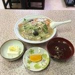 竹葉軒 - 中華丼('18/05/10)