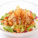 浜松四川飯店 - 夏季限定『タレが選べる 蒸し鶏のサラダ冷麺』