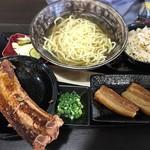 琉球麺 茉家 - 料理写真: