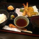 Tomatsu - 天ぷら定食