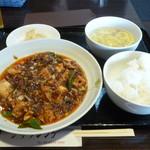 85622283 - 麻婆豆腐定食