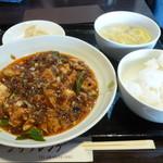 85622309 - 麻婆豆腐定食