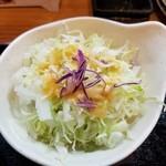 吉里吉里 - サラダ