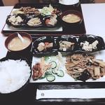 グリル阪神食堂 -