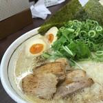 濃厚担々麺ひばな - DXクリーミーごまラーメン