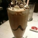 UMAMI BURGER - チョコレートシェイク