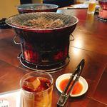 和牛焼肉 漢江 - 期待で胸が膨らむタイム