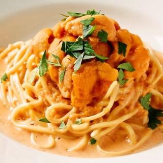 おすすめは魚介を使った料理。本格イタリアンが楽しめる