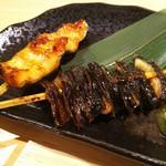 和食と炭火焼 三代目 うな衛門 -