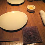 チキン プレイス - テーブルセットその2