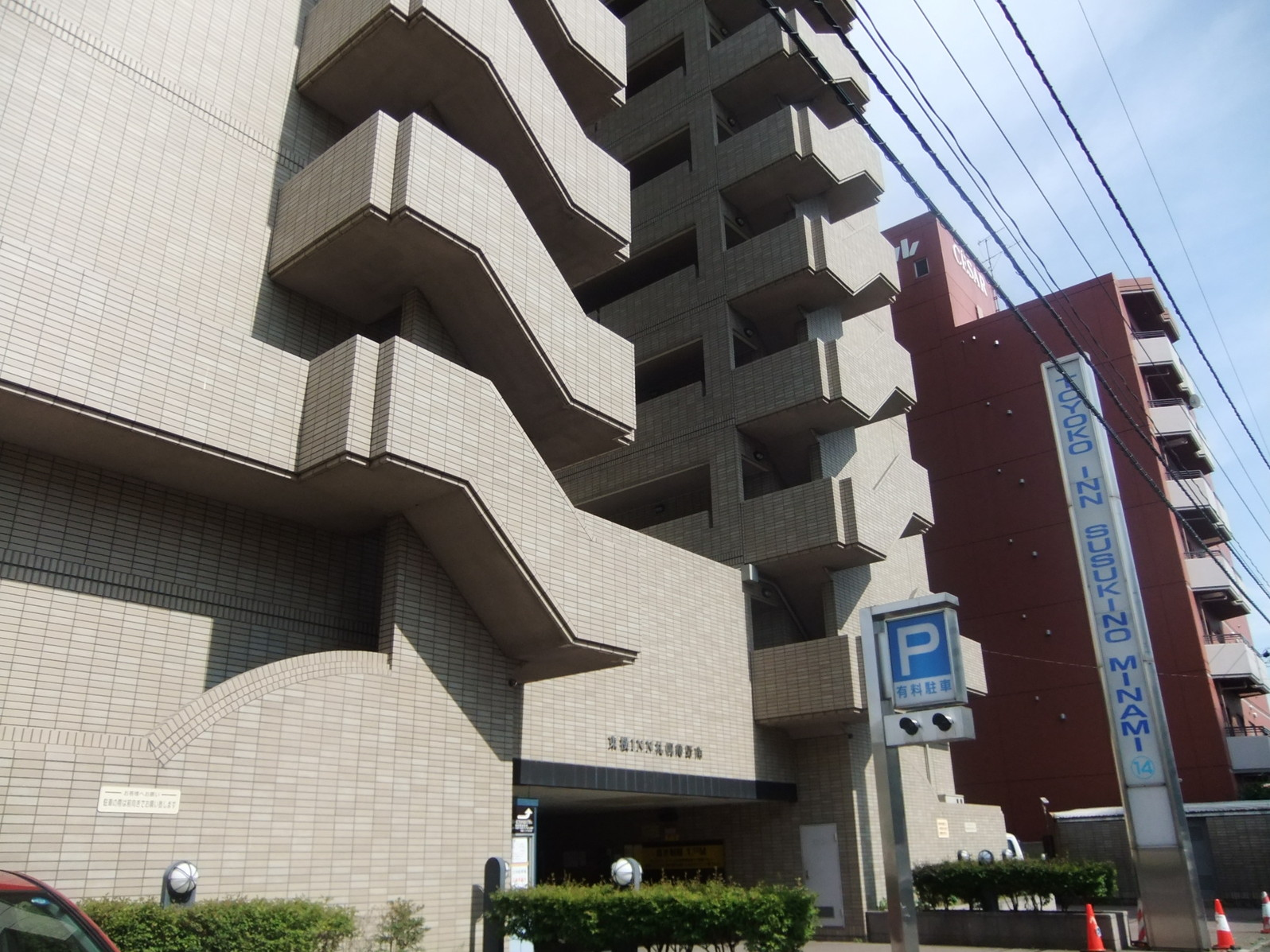 東横INN  札幌すすきの南