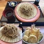 梅鈴 - ランチセット(せいろ+天丼)