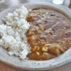 マドカフェ - 料理写真:カレー
