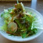 マドカフェ - サラダ