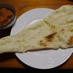 ハッピー ネパール&インディアン レストラン - ナン