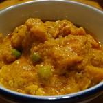 ハッピー ネパール&インディアン レストラン - 野菜カレー