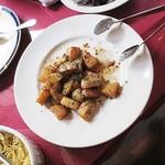 鉄板焼きバール ピアチェーレ - おばん菜ビュッフェ(追加)