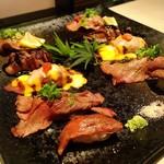 肉寿司 イタリアンバル 閂 心斎橋店 -