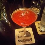 バー ウイスキー -