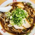 スター食堂 - 中華そば生卵