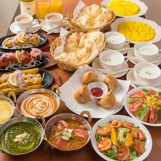 宴会にもお気軽に♪コース料理もご用意しております。