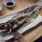 85637216 - とび魚塩焼き780円