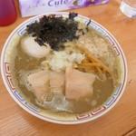 麺屋十郎兵衛 - 濃厚煮干拉麺