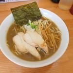 麺屋十郎兵衛 - 煮干拉麵