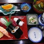 だるま家 - 寿司セット