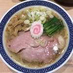サバ6製麺所 - サバ塩