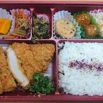 かつくら惣菜 - ロースカツ弁当