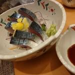 肴美酒中山 - 〆鯖