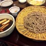 そじ坊 - 料理写真:鴨せいろ蕎麦980円