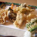 日本料理花ゆう - 天ぷら定食