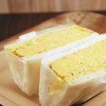 デリカ&カフェ ファイブミニッツミーツ - 厚切り玉子サンド