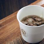 デリカ&カフェ ファイブミニッツミーツ - 牛蒡と牛すじの和スープ