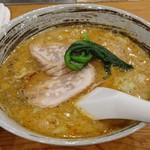 ごま麺 - 「太肉担々麺」           ダーローダンダンメン