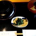 なごみ亭 - 料理写真:あなごめし 1,512円