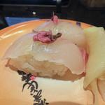 金沢まいもん寿司 - 料理写真:桜鯛