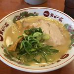 天下一品 - 屋台の味〜(๑・̑.◡・̑๑)/¥745円