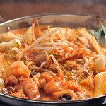御影食園 - 料理写真:ホルモン鍋