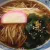 稲廼家 - 料理写真:かきあげ天そば