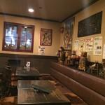 Cafe HAITI - 店舗内