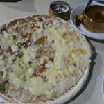 バンゲラズ キッチン - チーズウッタッパ