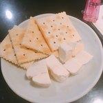 85652054 - クリームチーズの味噌漬け  380円